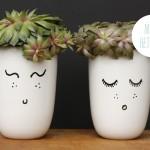 Happy Plants – zo eenvoudig is tekenen met een porselein stift