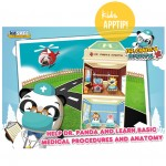 App review Dr. Panda's Dierenziekenhuis (iPhone, iPad)