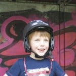 Egg Helmets getest door MoodKids