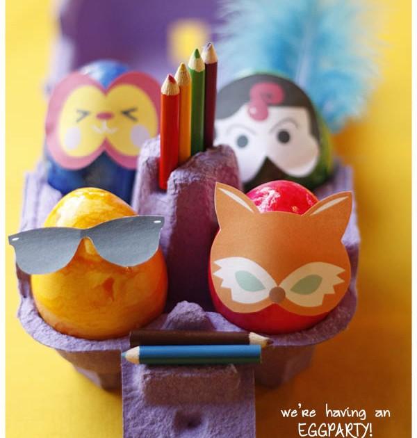 Diy eieren versieren pasen moodkids - Versieren kinderkamer ...