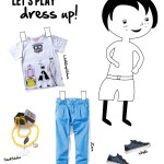 Fashion – Let's play dress up