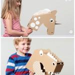 DIY met karton – Flatout Frankie