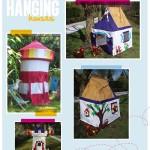 Hanging Houses – speeltenten voor kinderen