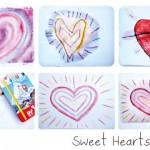 Hartjeskunst voor onze Valentijn