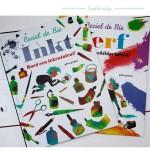Inkt word een tekentalent!