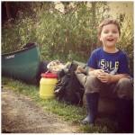 Wildkamperen met kinderen