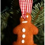Kerstboomkoekjes (voor 30/35 koeken)