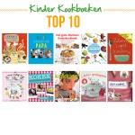 TOP 10 kookboeken voor kinderen