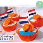 DIY K(r)oningscupcakes