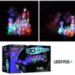 Laser Pegs: constructiespeelgoed met LED lampjes