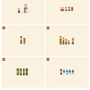 The simplicity of Lego