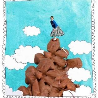 Noten-Chocoladerotjes