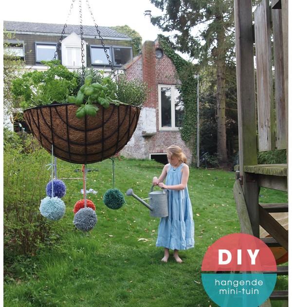 Zelf een kruidentuin maken - Maak een eigentijdse tuin aan ...