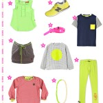 Fashion – Neon details