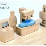 Novel Hospital Toys