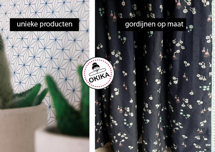 Kinderkamer Kinderkamer Gordijnstoffen : Bij okika kun je zelf kindergordijnen en meer samenstellen