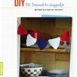 DIY Vlaggen haken voor Oranje