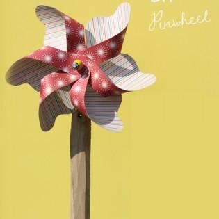 DIY – Molentje (pinwheel) maken