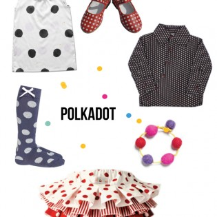 Fashion – Polkadot