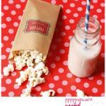 Circus popcorn & Milkshakes en een gratis download