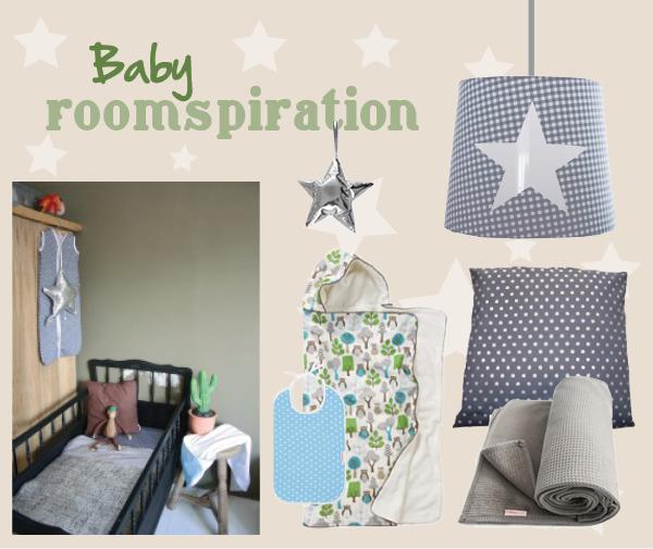 Roomspiration inspiratie voor de babykamer moodkids - Decoratie voor een kamer ...