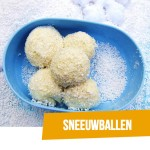 BENTO Sneeuwbal boterhammen