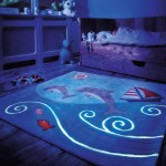 Kinderkamertrend – Glow in the dark speelkleed