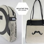 Recycled bag – de PTT tas die wel origineel is