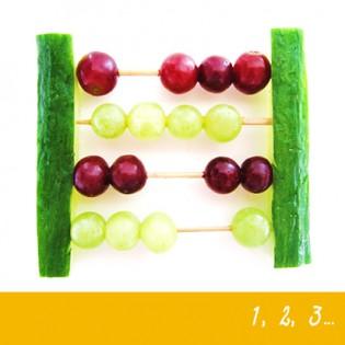 BENTO Fruit tellen