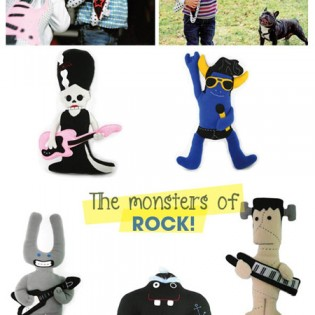 Design – Monsters of Rock