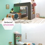Dutch Design kinderbed UPnDOWN