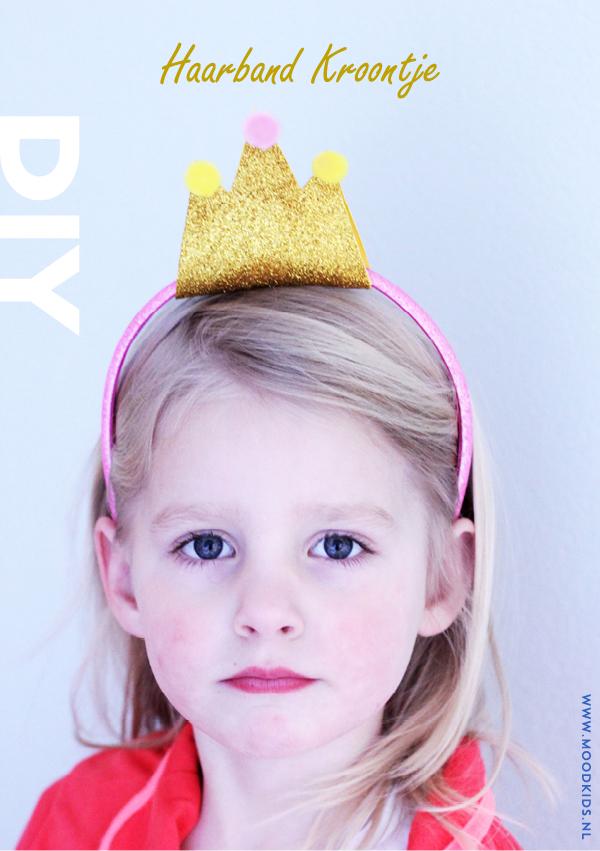 Jouw kind ook dol op haarbanden? Eefje maakte twee gratis haarband kind sjablonen om zelf easy peasy een diadeem te maken. Je kunt kiezen uit een kroontje of een rendiergewei.