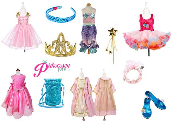 prinsessenjurk online bestellen