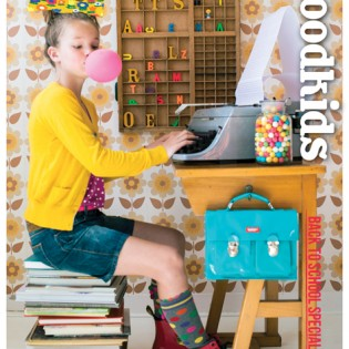 MoodKids Magazine Back 2 School 2012