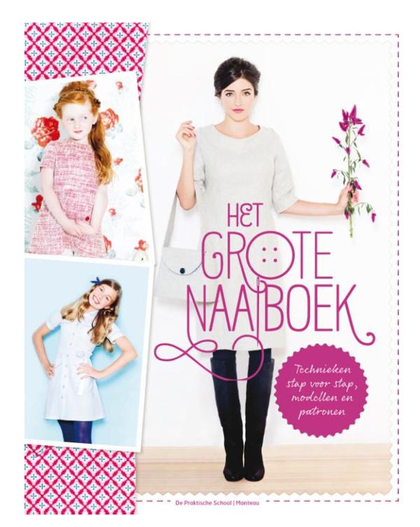 80e307d8a62 boekentip, het grote naaiboek, leren naaien, naai zelf een speeltent voor  je kinderen