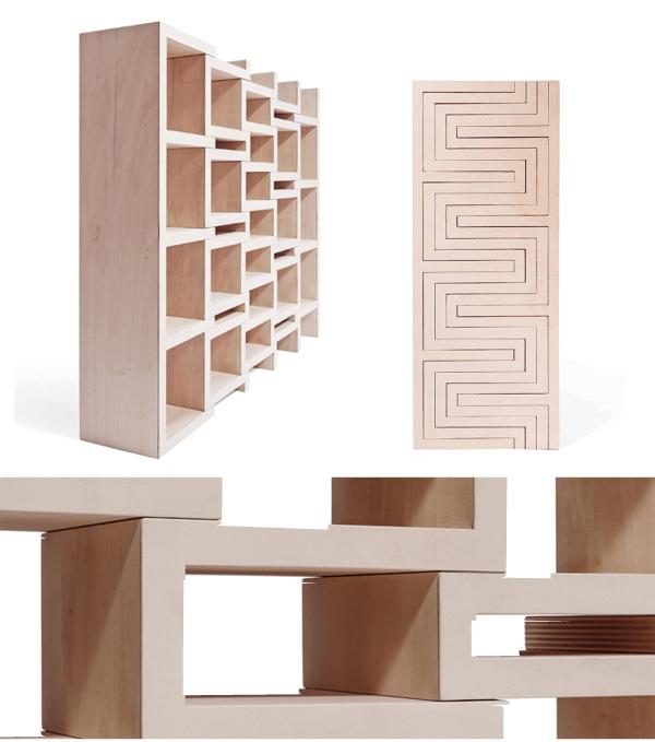 Dutch design in de kinderkamer for Boekenkast design