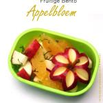 Bento appelbloem maken