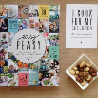 Easy Peasy Kookboek – Een gezonde basis voor de allerkleinsten