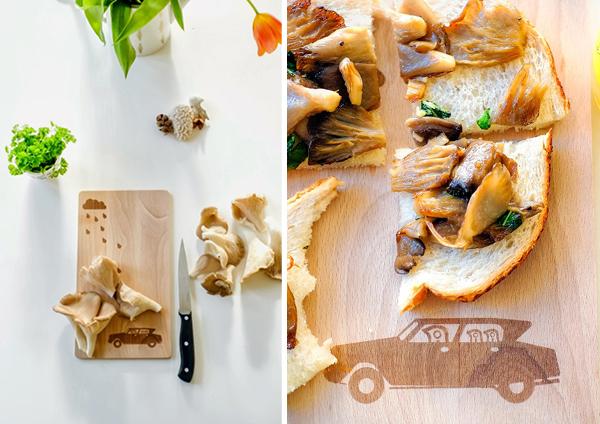 serveerplank, hout, muswerk, ontwerplab muswerk, broodplank, design broodplank, snijplank