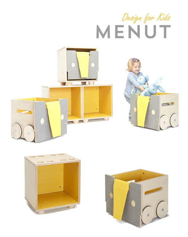 design nachtkastje, kids design, munet