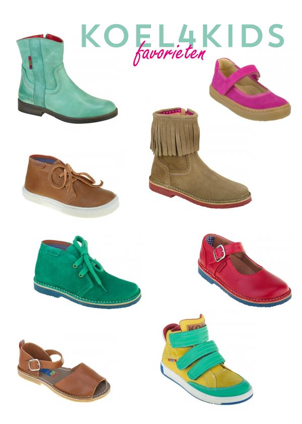 koel4kids, koel kinderschoenen, klassieke kinderschoenen, kwaliteitsschoenen,