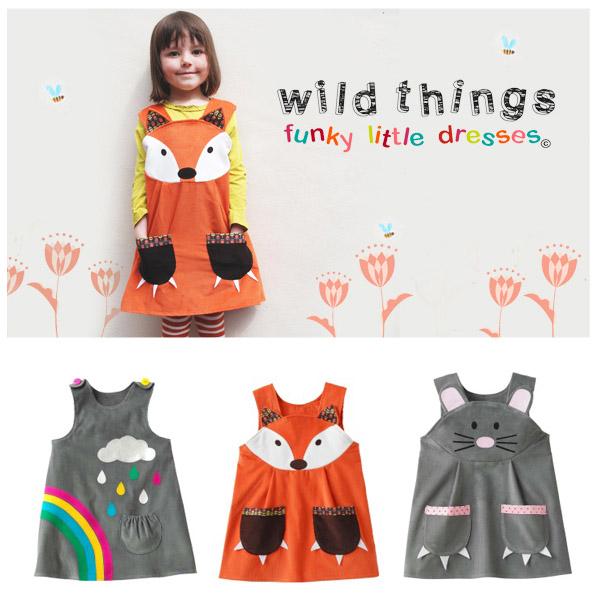 originele jurkjes, koning aap, meisjes, jurkje, rokje, dieren,