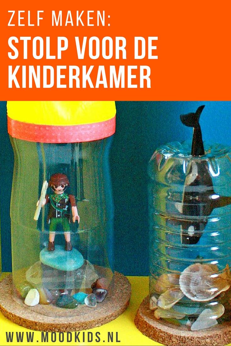 Is jouw kind een echte verzamelaar? Maak zelf een plastic stolp voor de schattenverzameling van je kind in de kinderkamer. Met Myrthe's uitleg een makkie.