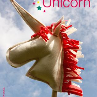 DIY unicorn