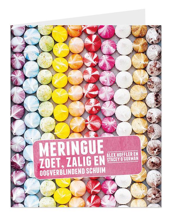 meringue boek