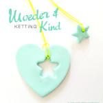 DIY Moeder & Kind ketting