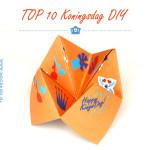 TOP 10 DIY voor Koningsdag
