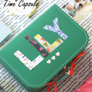 DIY Time Capsule, voor later