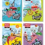 Reis- en taalgids voor kinderen