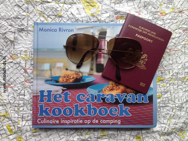 het caravan kookboek , culinaire inspiratie op de camping